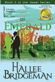 Emerald Fire: The Jewel Series, Edition 0004