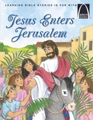 Jesus Enters Jerusalem 6pk Jesus Enters Jerusalem 6pk