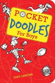 Pocket Doodles for Boys