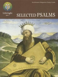 Selected Psalms Study GuideStudent Edition