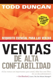 Ventasd de Alta Confiabilidad (High Trust Selling) - eBook