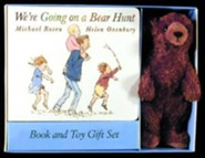 We're Going on a Bear Hunt [With Stuffed Bear]