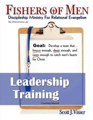 Fishers of Men Leadership Training