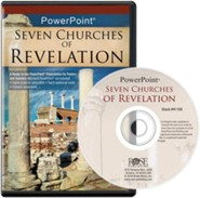 Seven Churches of Revelation - powerpoint