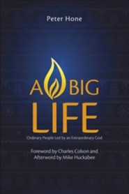 A Big Life: Ordinary People Led by an Extraordinary God  -     By: Peter Hone