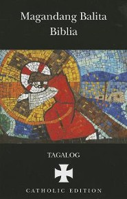 Tagalog Catholic Bible, ABS edition - softcover