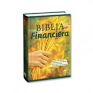 Reina Valera 1960 La Biblia Financiera: Financial Stewardship Bible, Hardcover