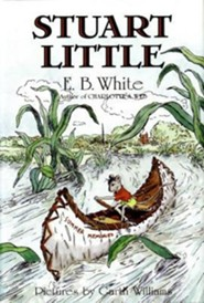 Stuart Little, Hardcover   -     By: E.B. White