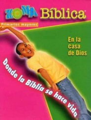 Belive in Gods House Older Elem Leader's Guide- Spanish