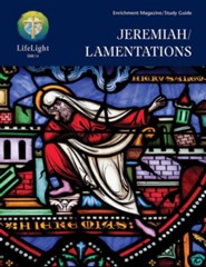 LifeLight: Jeremiah/Lamentations Study Guide
