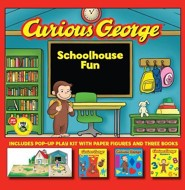 Curious George Schoolhouse Fun (CGTV)  -              By: H.A. Rey