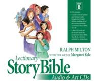 Lectionary Story Bible Audio & Art CDs Year B