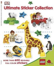 Lego Duplo Ultimate Sticker Collection [With More Than 600 Reusable Full-Color Stickers]