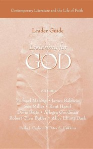 Listening for God, volume 4, Leader Edition