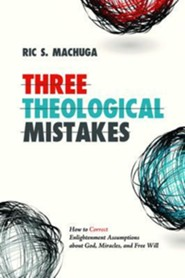 Three Theological Mistakes, Edition 1