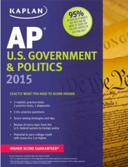 Kaplan AP U.S. Government & Politics 2015