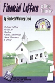 Financial Letters to Help Churches, Edition 0002