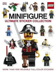 Lego Minifigure Ultimate Sticker Collection [With Sticker(s)]