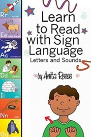 Learn to Read with Sign Language: Letters and Sounds