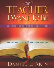 The Teacher I Want To Be, Leader's Guide