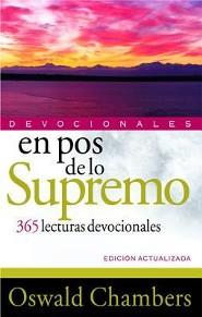 En Pos de Lo Supremo Devocionales: 365 Lecturas Devocionales