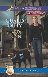 Guard Duty - Large Print Edition