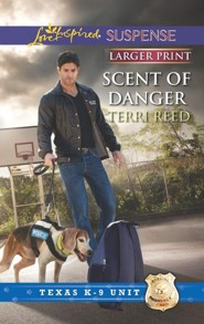 Scent of Danger - Large Print Edition