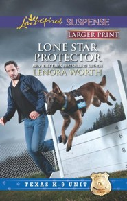 Lone Star Protector - Large Print Edition