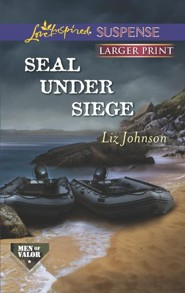 Seal Under Siege - Large Print Edition