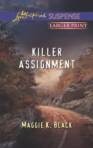 Killer Assignment - Large Print Edition