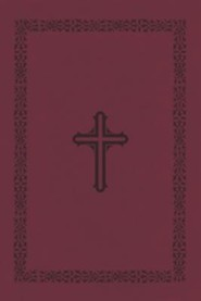 NKJV MacArthur Study Bible, Leathersoft, cranberry