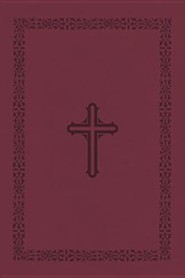 NASB MacArthur Study Bible, Leathersoft, cranberry indexed  -              Edited By: John MacArthur