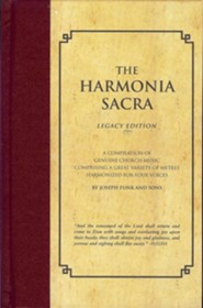 The Harmonia Sacra  -     By: Joseph Funk