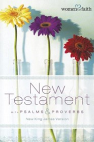 New Testament with Psalms & Proverbs-NKJV, Paper