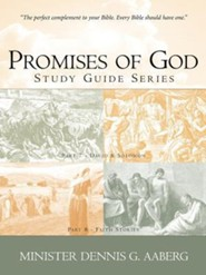 Promises of God Study Guide Series