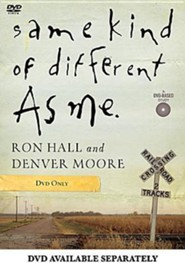 Same Kind of Different As Me DVD  -     By: Ron Hall, Denver Moore