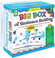 Big Box of Sentence Building Game  -     By: Sherrill B. Flora