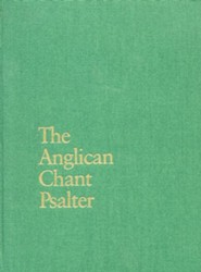 The Anglican Chant Psalter