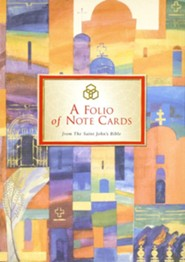 A Folio of Note Cards: Letters and Revelation
