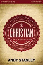 Christian Study Guide: It's Not What You Think  -     By: Andy Stanley