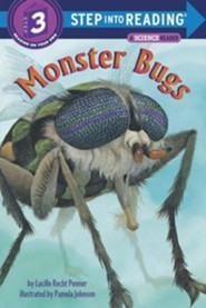 Monster Bugs  -     By: Lucille Recht Penner