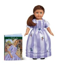 Felicity Merriman 1774 Mini Doll [With Mini Book]  -