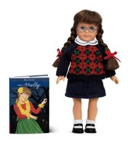 Molly Mini Doll  -     By: American Girl Editors &  American Girl