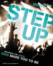 Step Up  -     By: Denise VanEck