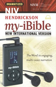 My-iBible, NIV--Dramatized Digital Bible Player  -