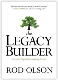 The Legacy Builder  -     