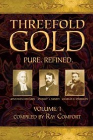 Threefold Gold  -     By: Ray Comfort