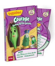 VeggieTales: Courage Sunday School Curriculum (Queen Esther)  -