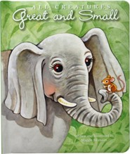 All Creatures Great and Small  -     By: Maggie Swanson & Maggie Swanson(ILLUS)
