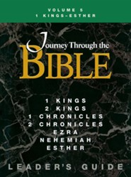 Journey Through the Bible Vol 5 Teacher